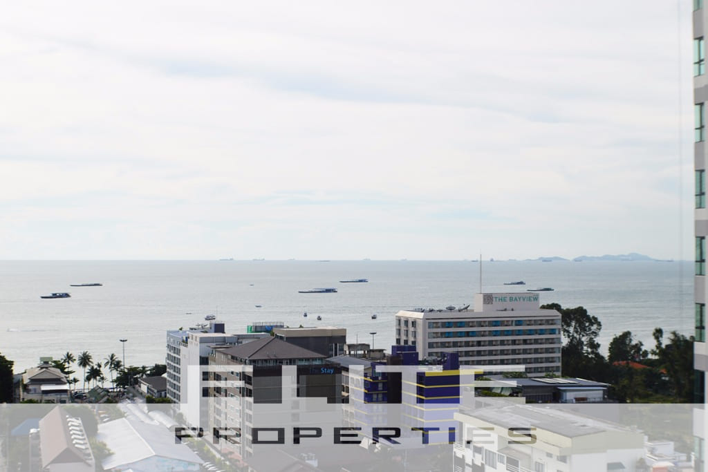 Centrally Located One Bedroom Condo with First class Facilities - Central Pattaya