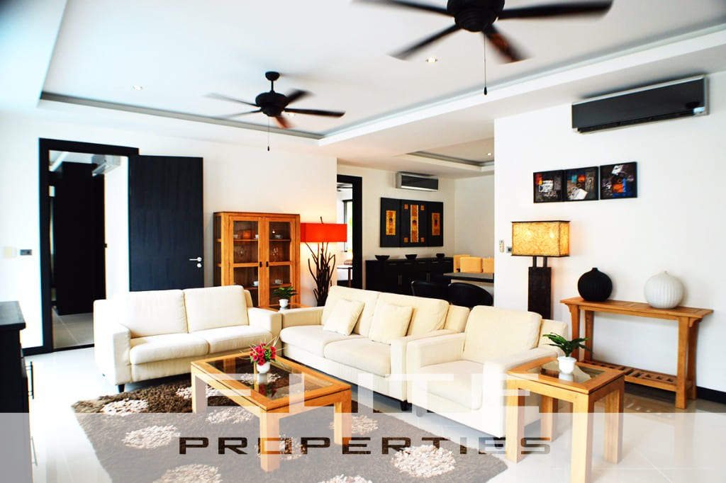 Private 4 Bed Pool Villa with Pure Luxury Designs in a Beautiful Area - East Pattaya