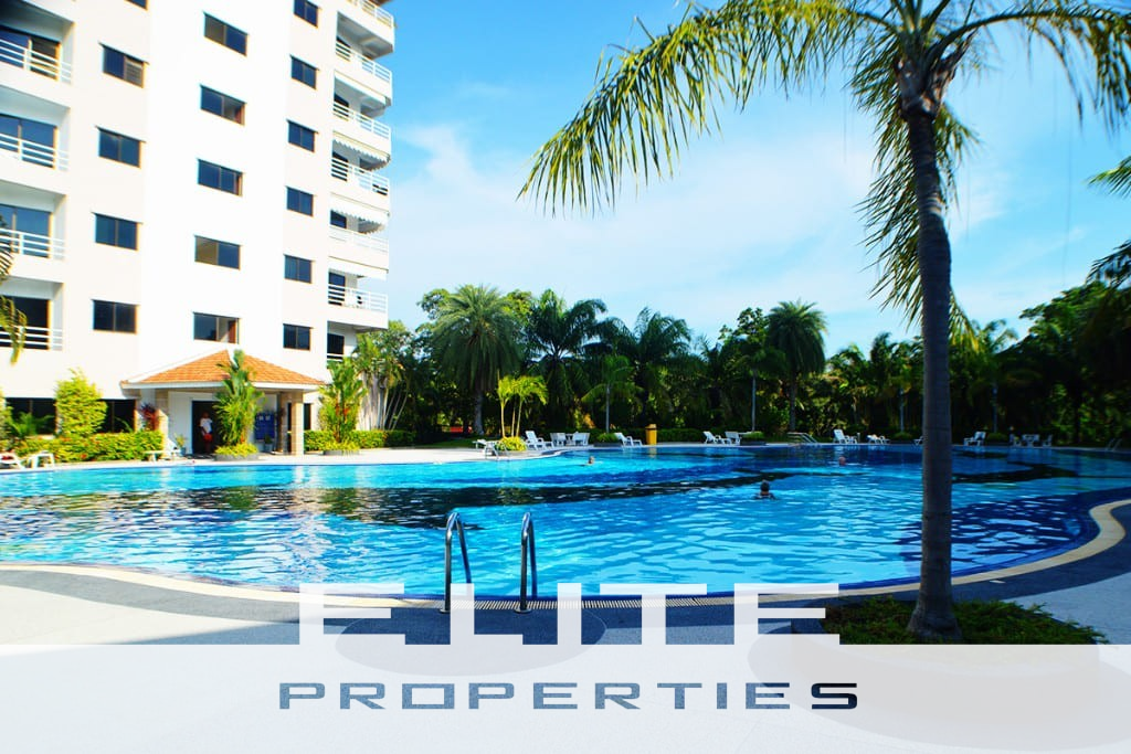 View Talay 2 - Studio for Sale - Jomtien