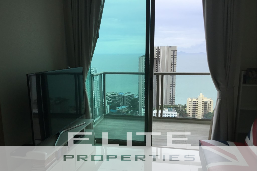 Riviera Wongamat - One Bedroom Condo for Sale - Wongamat